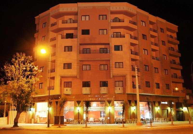 Residence appart assounfou spa marrakech for Appart hotel quebec