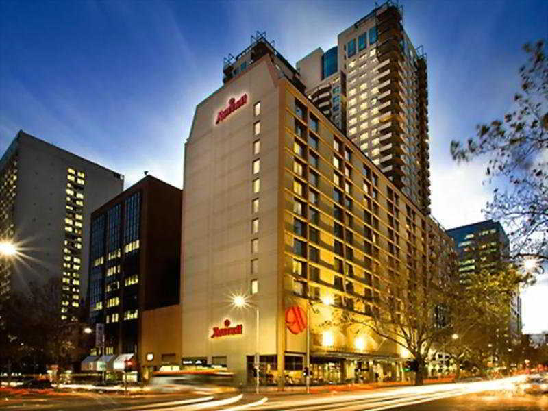 Melbourne Marriott Hotel, Cnr Lonsdale & Exhibition…
