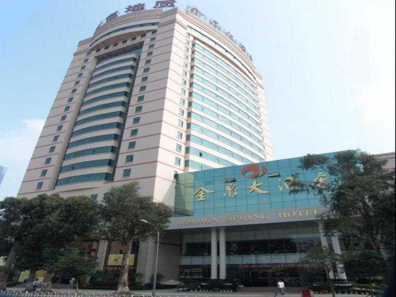 Golden Spring, 93 Ren Ming Road East,