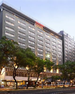 Ambassador Hotel Taipei, Section 2, Zhongshan North…
