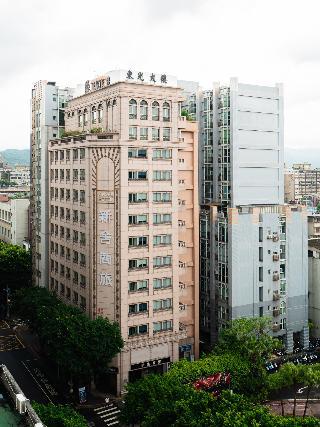 Hotel Sense Taipei, No. 477, Linsen N Rd., Jhongshan…