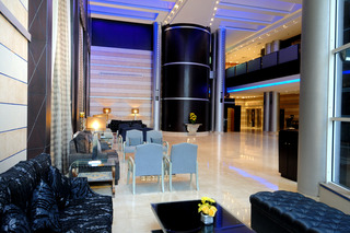 Juffair Grand Hotel - Diele