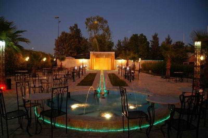 Amman Airport Hotel - Terrasse