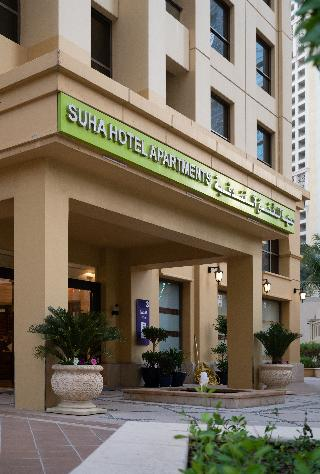 Suha Hotel Apartments JBR