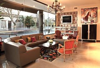 Be Hollywood Hotel Boutique - Diele
