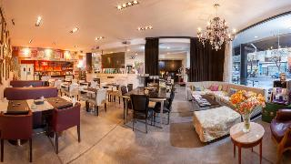Be Hollywood Hotel Boutique - Restaurant
