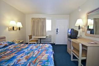Motel 6 Ontario Airport, 1560 East 4th Street,