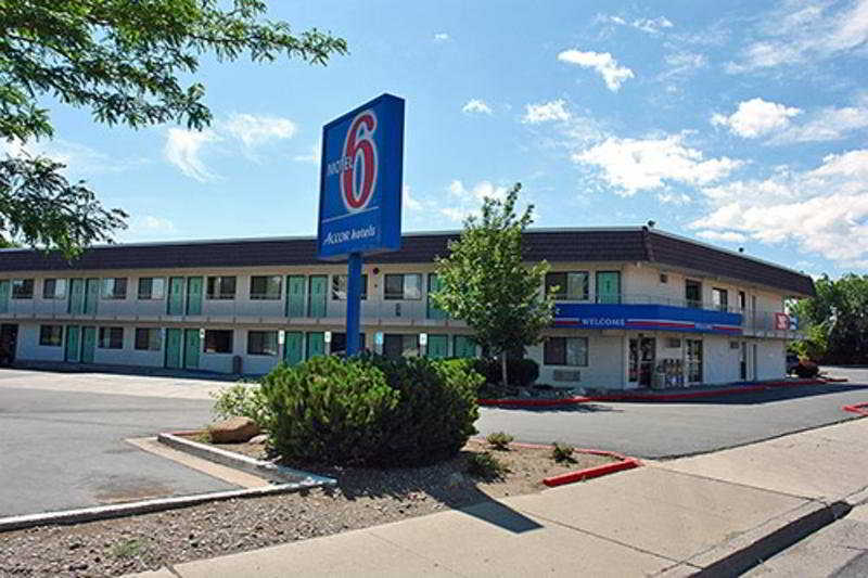 Motel 6 Reno Livestock…, 866 North Wells Avenue,822