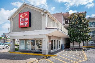 Econo Lodge Downtown, 401 South 2nd St.,401