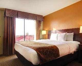 Comfort Suites, North Desert Boulevard,5034