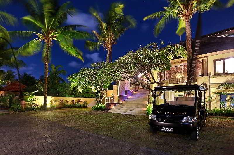 The Club Villas, Jl. Laksmana Oberoi,
