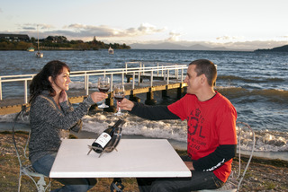 Millennium Hotel & Resort Manuels Taupo - Restaurant