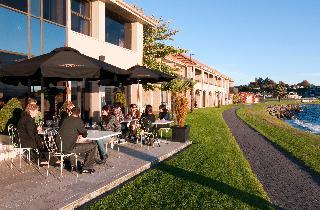 Millennium Hotel & Resort Manuels Taupo - Terrasse