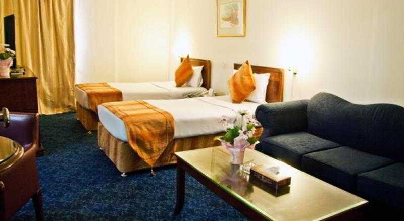 Ramee International Hotel Dubai - Zimmer
