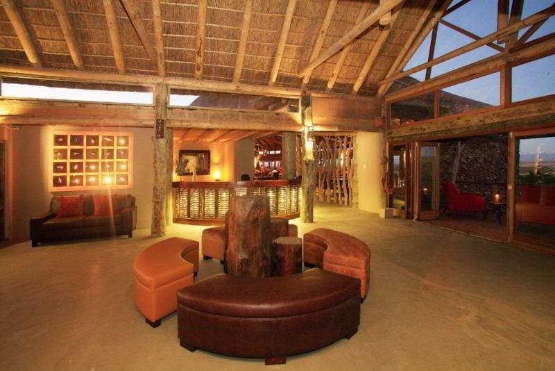 Garden Route Game Lodge - Diele