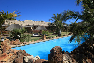 Garden Route Game Lodge - Pool
