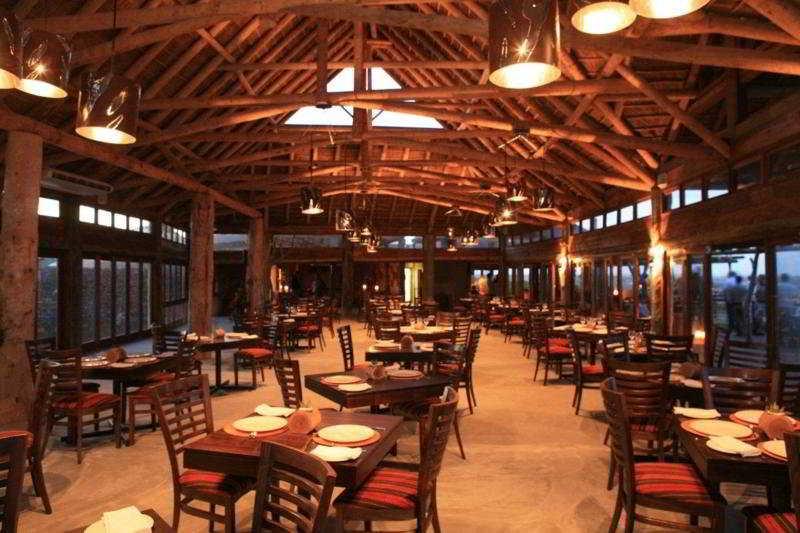 Garden Route Game Lodge - Restaurant