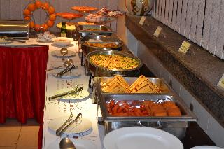 Al Shams Plaza Hotel Apartments - Restaurant