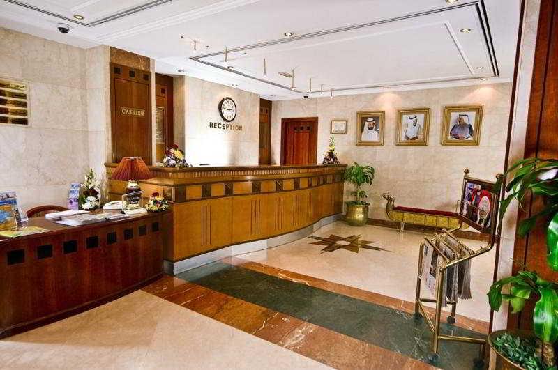 Landmark Hotel Baniyas - Diele