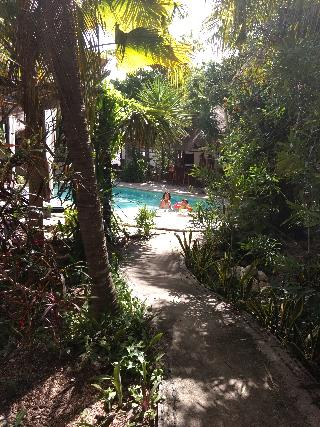Green Tulum Cabañas & Gardens - Generell