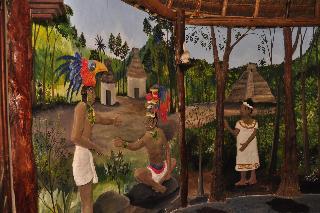 Green Tulum Cabañas & Gardens - Diele