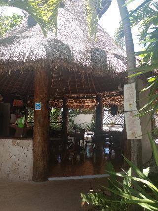 Green Tulum Cabañas & Gardens - Restaurant