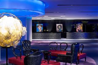 Hard Rock Hotel Singapore - Diele