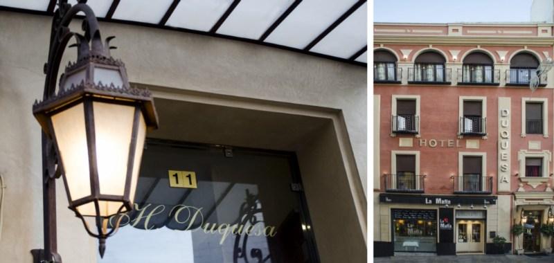 Duquesa Hotel, Pza Del Duque,11