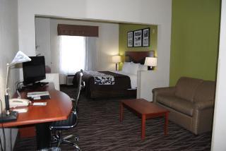 Sleep Inn & Suites, 5005 Carmichael Road,5005