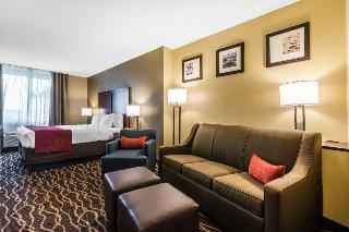 Comfort Suites Tampa…, 5421 West Waters Avenue,5421