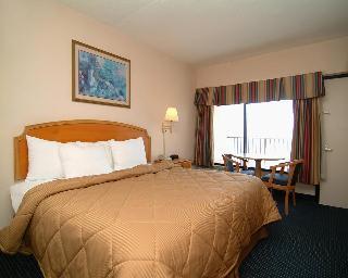 Econo Lodge Inn & Suites…, 601 South Ocean Boulevard,601