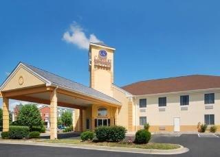 Washington Dc Hotels:Comfort Suites