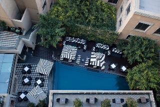 DAVINCI Suites - Terrasse