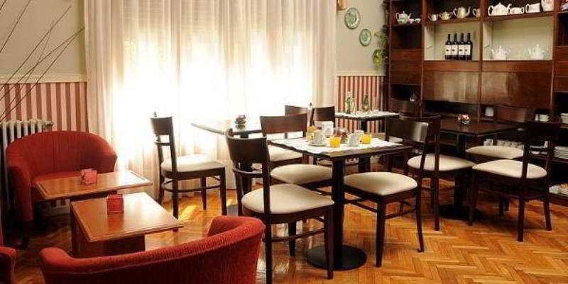 Le Vitral Baires Boutique Hotel - Restaurant