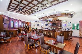 Holiday Inn Bur Dubai - Embassy District - Bar
