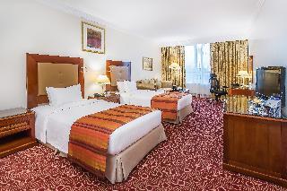 Holiday Inn Bur Dubai - Embassy District - Zimmer