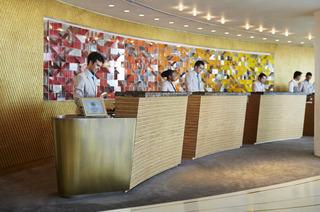 Yas Hotel Abu Dhabi - Diele