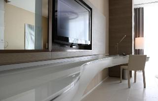 Yas Hotel Abu Dhabi - Zimmer