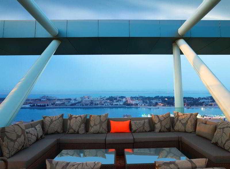 Aloft Abu Dhabi - Terrasse