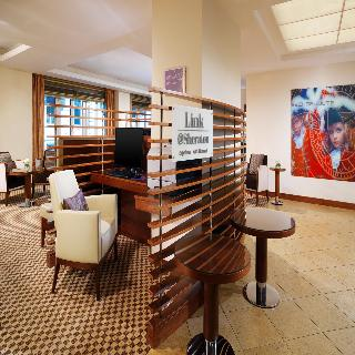 Sheraton Neues Schloss Hotel Zurich - Diele