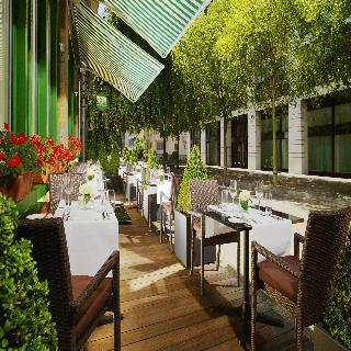 Sheraton Neues Schloss Hotel Zurich - Restaurant