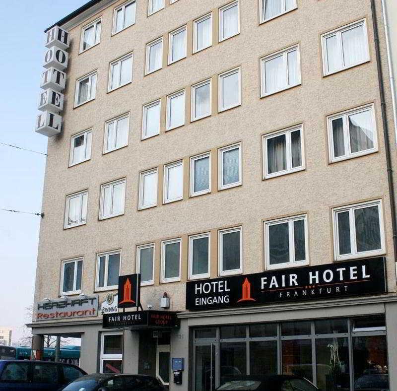 Fair Hotel Europaallee