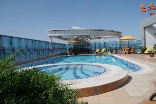 Dunes Hotel Apartment Barsha - Pool