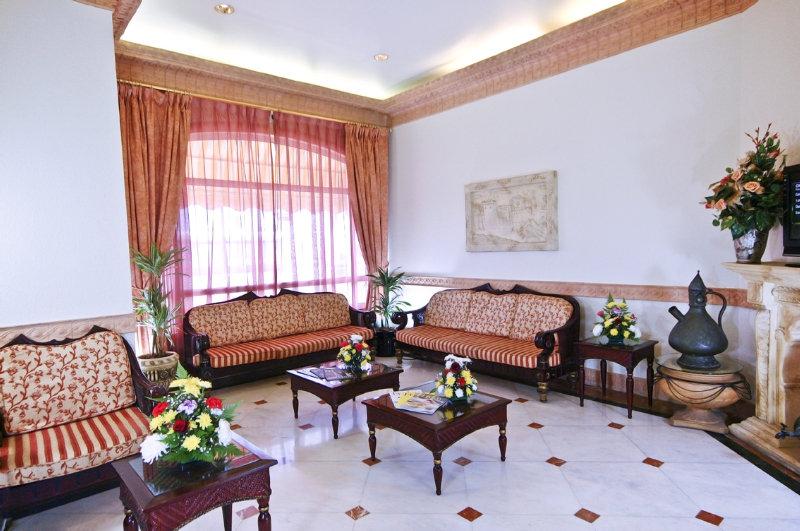 Landmark Suites Ajman - Diele