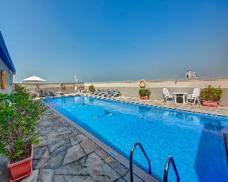 Rose Garden Apt Al Barsha - Pool