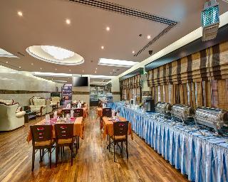 Rose Garden Apt Al Barsha - Restaurant