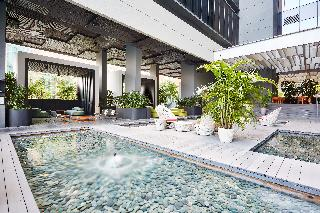 Studio M Hotel - Terrasse