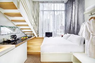Studio M Hotel - Zimmer