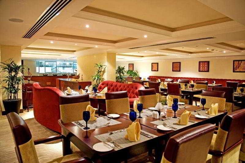 Swiss-Belhotel Doha - Restaurant