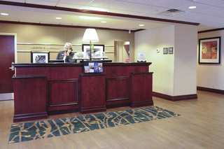 Hampton Inn & Suites Cincinnati Union Centre